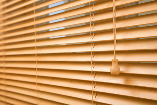 Fitted Wooden window blinds for sale in Torbay, Devon. Wooden blinds are available in several different colours. Are wooden blinds are supplied and  fitted in and around the Torbay area.